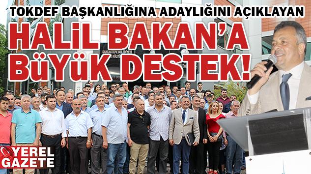 TOKATLI HEMŞERİLER HALİL BAKAN'LA YENİLİK VE DEĞİŞİM'DEN YANA..