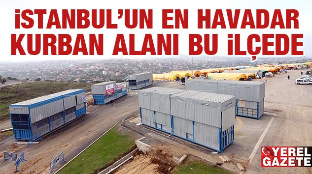 ÜMRANİYE'DE KURBAN BAYRAMI İÇİN HAZIRLIKLAR TAMAMLANDI..