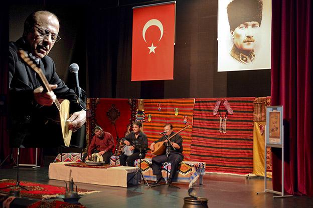 BOZKIRIN TEZENESİ MALTEPE'DE ANILDI..
