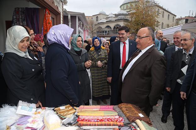 ÜMRANİYE'DEN ARAKAN'A 'YARDIM EVİ' UZANACAK..