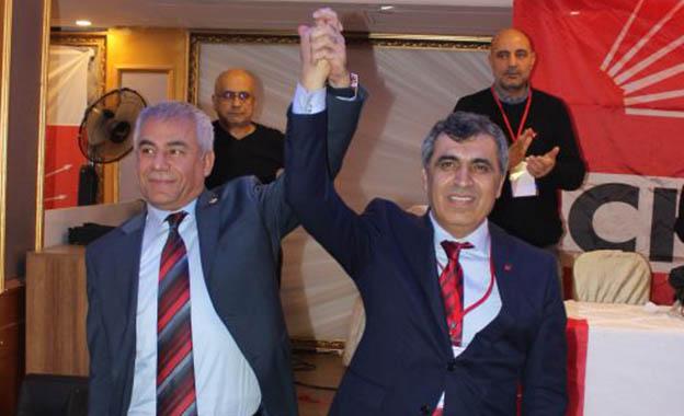 CHP ÜMRANİYE'DE KAZANAN CAFER AKTÜRK..
