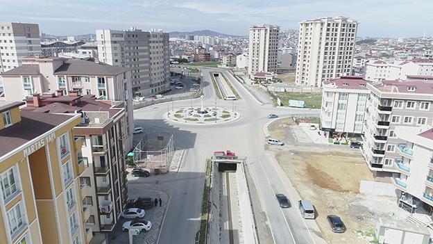 BU İLÇEDEKİ RUHSAT SAYISINDA PATLAMA YAŞANIYOR..