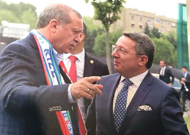 AK PARTİ İSTANBUL'A 2. ERDOĞAN MI?..