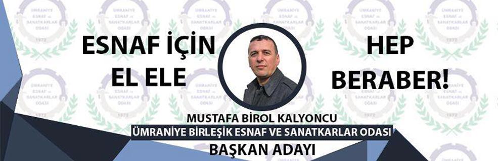 Mustafa Birol Kalyoncu