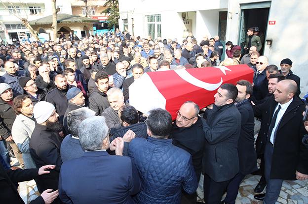 15 TEMMUZ GAZİSİ ERDOĞAN'A SON GÖREV..