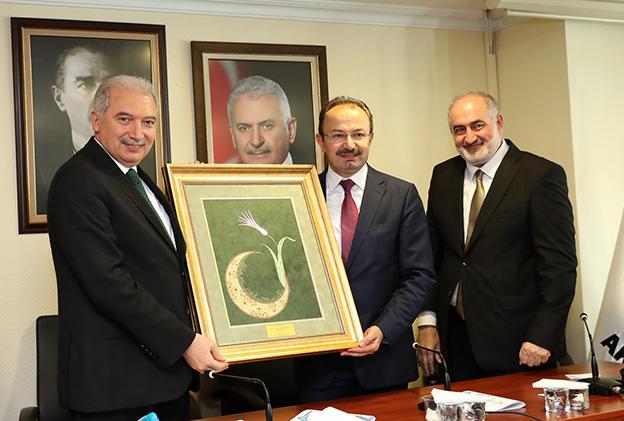 İBB MECLİSİ'NDE GÖREV DEĞİŞİMİ..