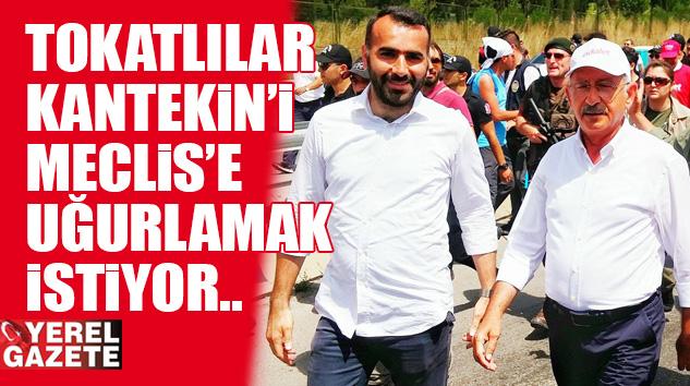 CHP TABANINDAKİ TOKATLILAR ARTIK TEMSİL EDİLMEK İSTİYOR..