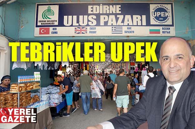 ULUS PAZARI ESNAFI VE EDİRNE'DEN YUNANİSTAN'A YARDIM ELİ..