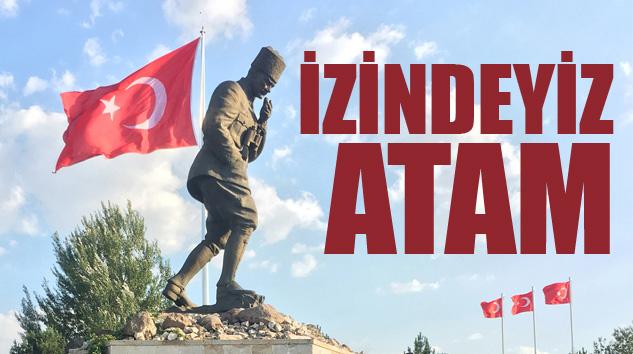 İZCİLER 30 AĞUSTOS ZAFERİNİ ANMAK İÇİN YÜRÜDÜ..