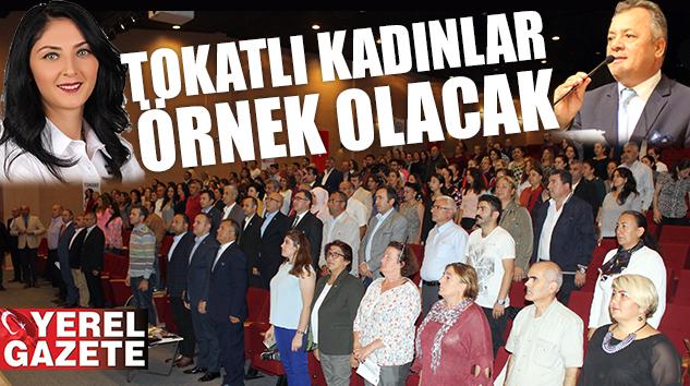TOKDEF BÜNYESİNDEKİ KADINLAR BİR İLKE İMZA ATTI..