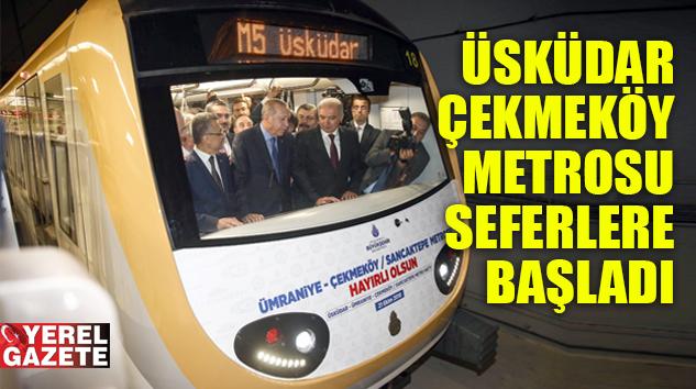 İSTANBUL'UN ULAŞIM SORUNU ÇÖZÜLENE KADAR YOLA DEVAM..