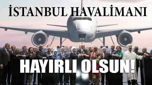 """ERDOĞAN: """"İSTANBUL ÜLKEMİZİN EN DEĞERLİ MARKASI.."""""""