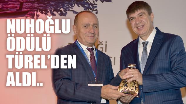 KADIKÖY'E 'EKOLOJİK YAŞAM MERKEZİ' İLE SAĞLIKLI ŞEHİR ÖDÜLÜ..