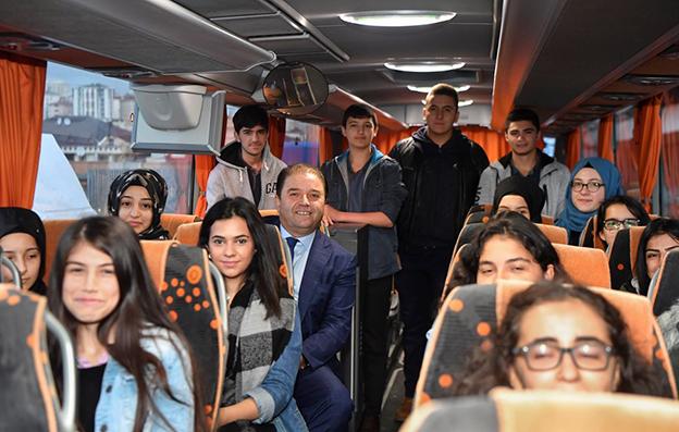 ÜCRETSİZ SERVİS HİZMETİ MALTEPE'YE ÖDÜL GETİRDİ..