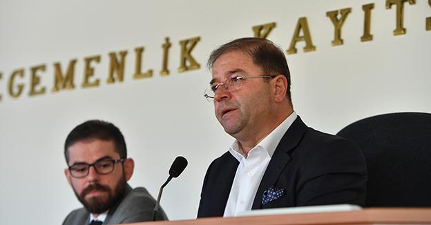 BAŞKAN KILIÇ'TAN MECLİS ÜYELERİNE PLAN TEŞEKKÜRÜ..