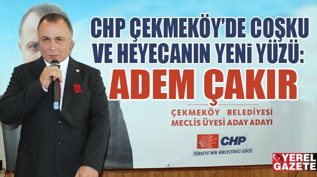 """""""ÇEKMEKÖY'DE VE TÜRKİYE'DE HEP BİRLİKTE KAZANACAĞIZ.."""""""
