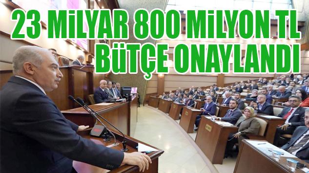 2019'DA EN BÜYÜK PAY ULAŞIM VE ÇEVREYE AYRILDI..