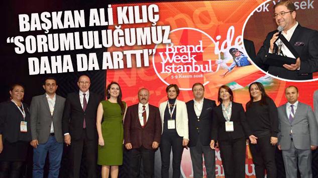 MALTEPE'YE 'ÇOK YÜKSEK İNSANİ GELİŞİM' ÖDÜLÜ..