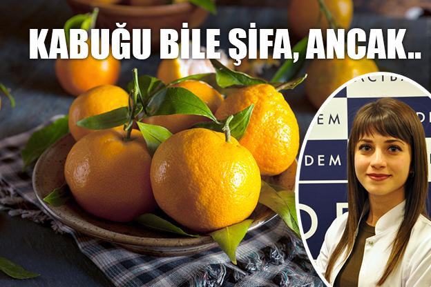 MANDALİNANIN 10 ÖNEMLİ FAYDASI..