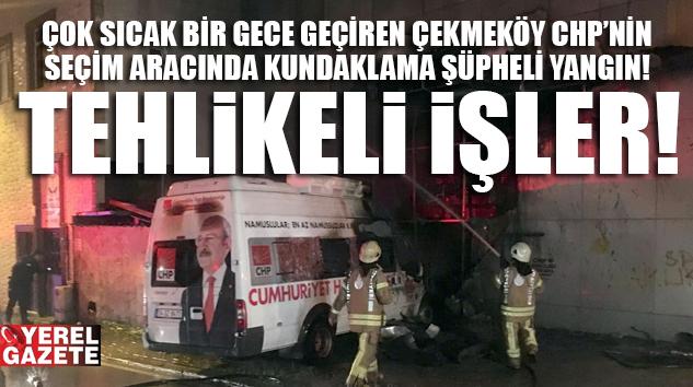 PARTİLİLER, OLAYIN ACİLEN AYDINLATILMASINI İSTİYOR..
