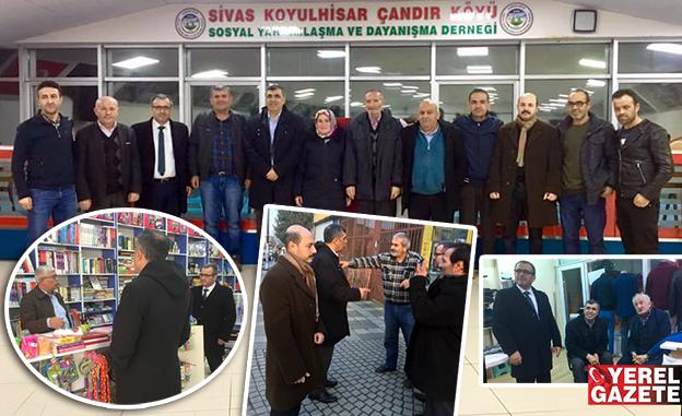 CHP ÜMRANİYE ADAY ADAYLARI SÜREKLİ SAHADA..