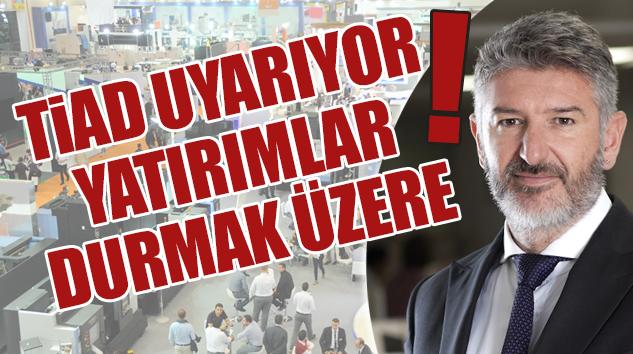 LEASINGLER UYGUN FAİZLE SUNULURSA ÜRETİMİN ÖNÜ AÇILIR..