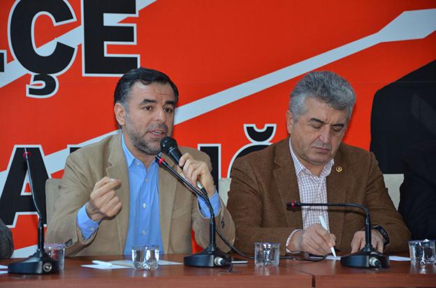 CHP'Lİ YARKADAŞ'TAN LİSTELERE VERYANSIN..