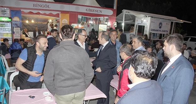 CHP'NİN ÜMRANİYE ÇIKARMASI HIZ KESMİYOR..
