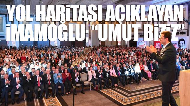 """""""23 HAZİRAN'DA EMANETİ GERİ ALMAYA GELİYORUZ"""""""