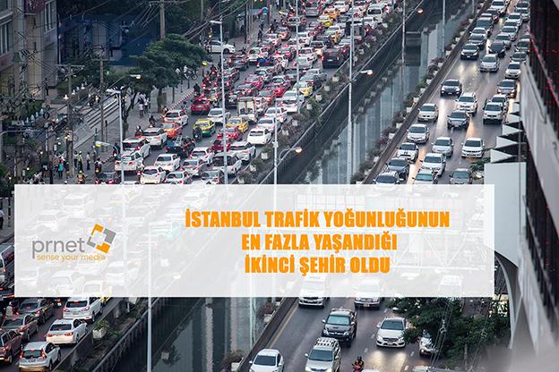 İSTANBUL DÜNYA İKİNCİSİ OLDU!!!