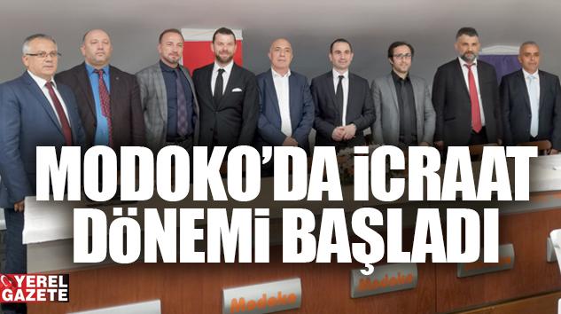 MODOKO MOBİLYACILAR SİTESİNDE GENÇLİK RÜZGARI ESİYOR..
