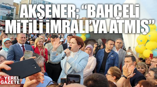 ÇEKMEKÖY MADENLER'DE MERAL AKŞENER COŞKUSU..