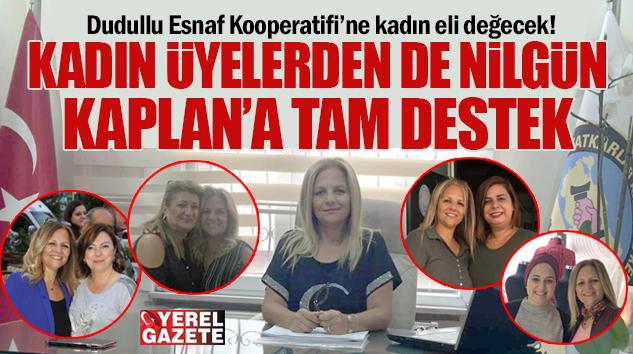 """KAPLAN: """"DUDULLU ESNAF KOOPERATİFİ RANT HESAPLARINA TESLİM EDİLMEYECEK.."""""""
