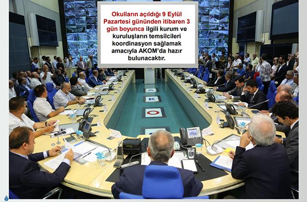 İSTANBUL'DA PAZARTESİ ALARMI…