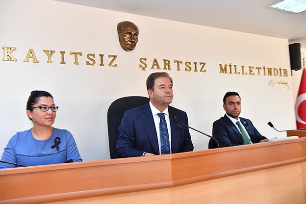 ALİ KILIÇ'TAN MUHARREM AYI MESAJI..