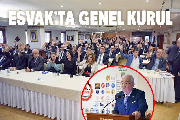 İSTANBUL ESNAF VAKFI FAİK YILMAZ'LA DEVAM..