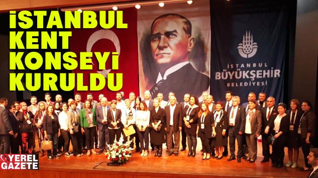 İSTANBUL KENT KONSEYİ BAŞKANI DA BİR KADIN..
