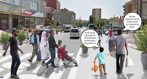 TÜRKİYE'DE BİR İLK MALTEPE'DE BAŞLIYOR…