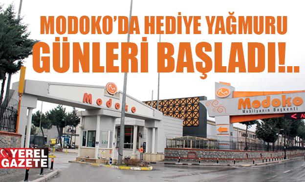 """MODOKO'NUN HEDİYE ÇARKINDA """"BOŞ YOK.."""""""