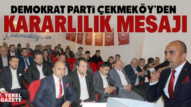 31 MART'IN ÇEKMEKÖY SÜRPRİZİ, ÖZKAN'LA YOLA DEVAM DEDİ..