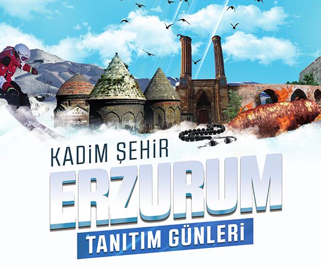ERZURUM TANITIM GÜNLERİ BAŞLIYOR..