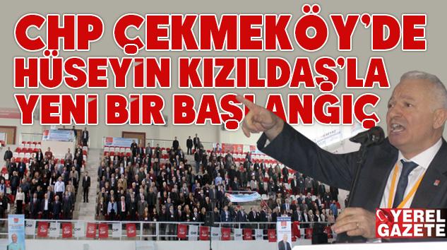 """KIZILDAŞ; """"KAZANAN BİRLİK, BERABERLİK VE CHP ÖRGÜTÜ OLMUŞTUR.."""""""