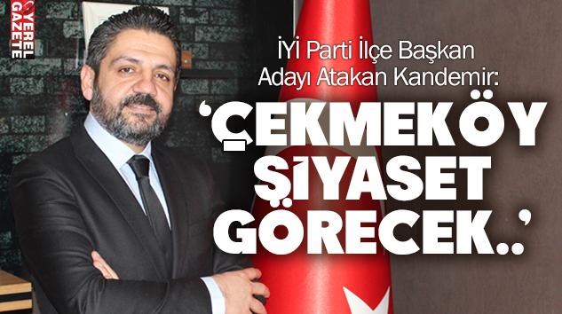 """""""TALEP VE BEKLENTİLERİ KARŞILAMAK İÇİN BU YOLA ÇIKTIK…"""""""