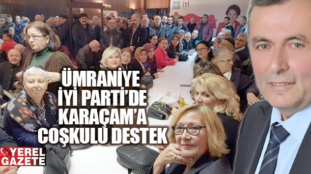 """""""İYİ PARTİ'Yİ DAHA İYİ NOKTALARA TAŞIMAK İÇİN GÖREVE TALİBİM.."""""""