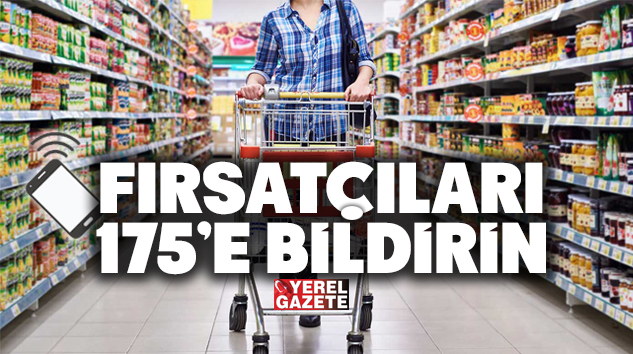 FAHİŞ FİYATI KAYIT ALTINA ALIN VE ALO 175'İ ARAYIN..