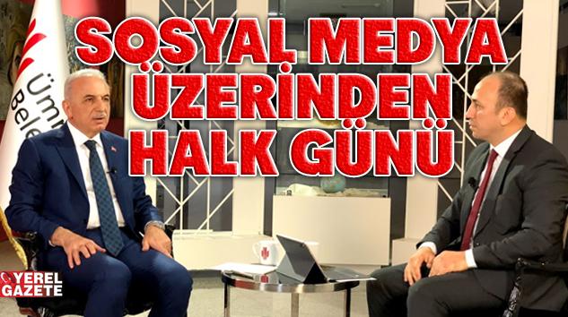 ÜMRANİYELİ SORDU, BAŞKAN YILDIRIM YANITLADI..