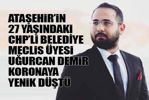 YAŞLI, GENÇ DEMEYEN KORONA CAN ALMAYA DEVAM EDİYOR..