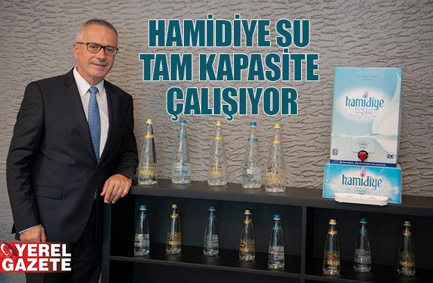 BÜTÜN İSTANBUL'UN İHTİYACINA YETİŞECEK KAPASİTEDE..