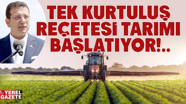 İMAMOĞLU'NDAN ÇİFTÇİYE ÜRETİM VE ALIM DESTEĞİ..