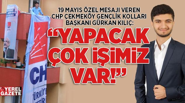 """""""BU ZOR GÜNLER DE GEÇECEK VE HERKES RAHAT BİR NEFES ALACAK.."""""""